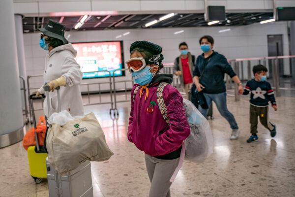 Hong Kong virus