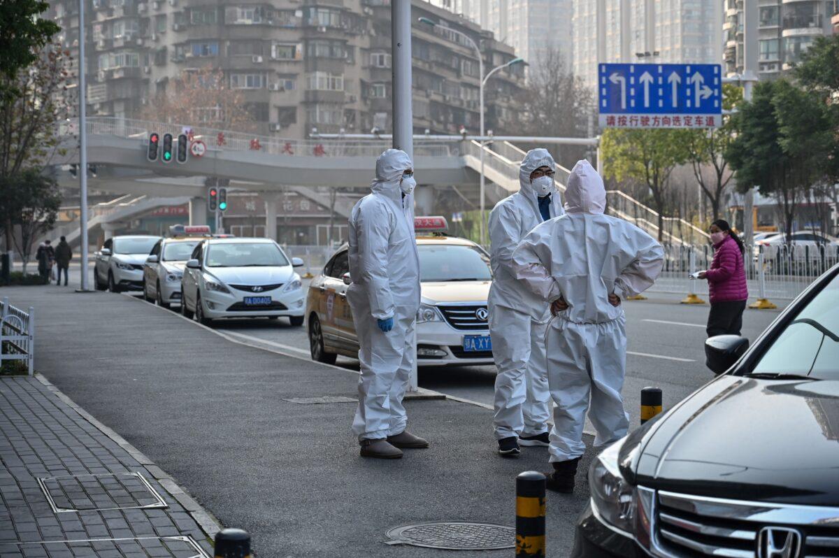 China condemns 'truly mean' U.S. travel warning, as coronavirus runs rampant