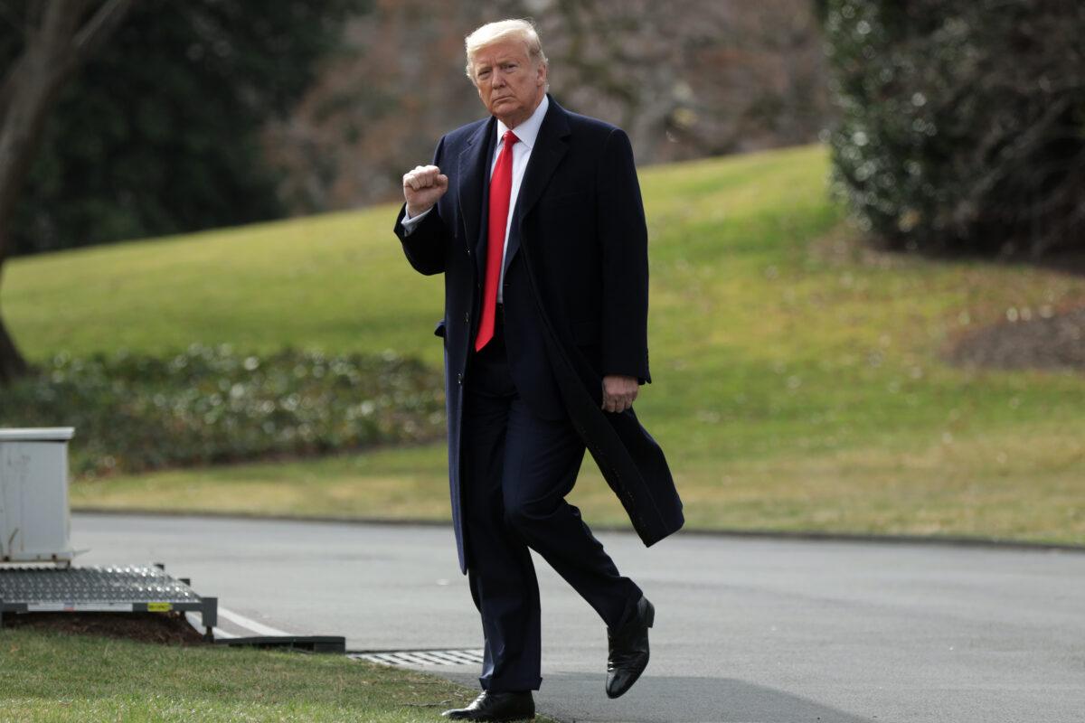 Trumps New Budget Request Calls for Substantial Cuts...