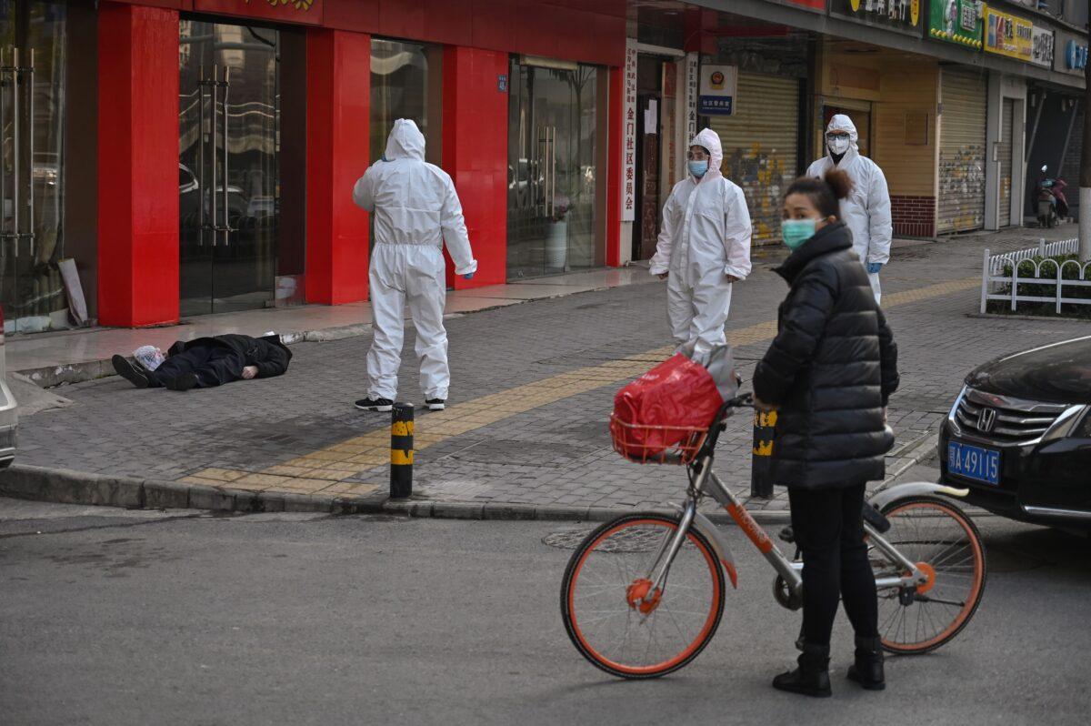 U.S. advises against travel to China amid coronavirus fears