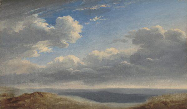 Plein-air painting