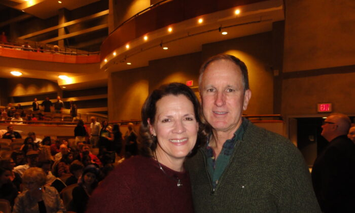 Austin Couple Feels 'Very Happy and Joyful' for Shen Yun's 'Real Spiritual Flow'