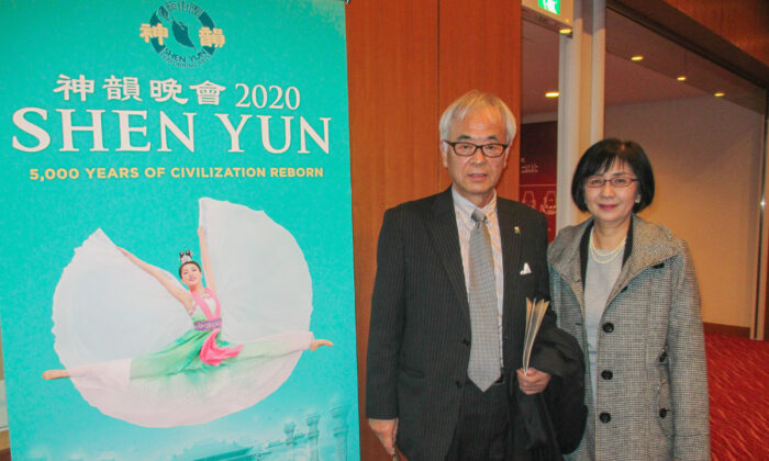 Shen Yun Is a Superb Performance With Rich Contents, Japanese Lecturer Says