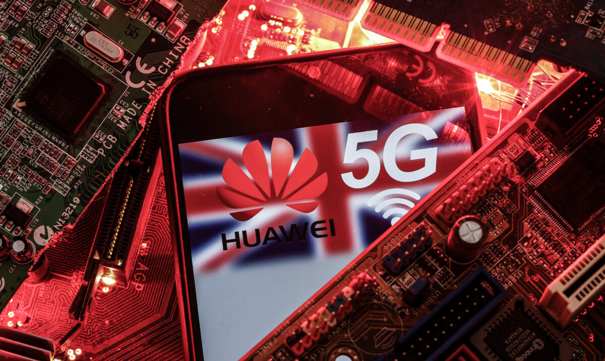 UK Telecom Firms Face Huge Fines If They Breach Huawei Ban
