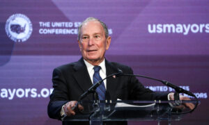 Democratic Presidential Candidates Unhappy With Rule Change That Could Benefit Bloomberg