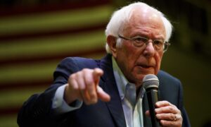 Bernie Sanders Speculates Foreign Actors are Behind Hateful 'Bernie Bros'
