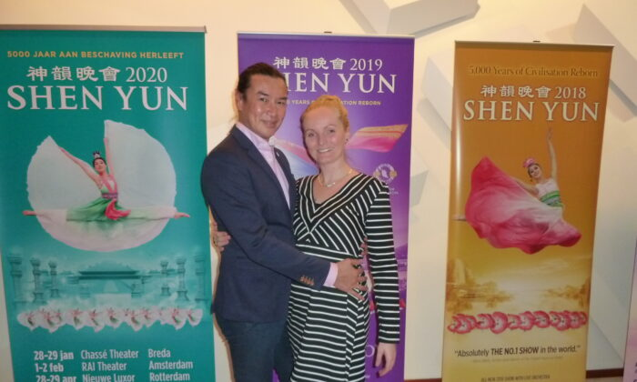 Dancers Admire Shen Yun Artists' Heart and Soul