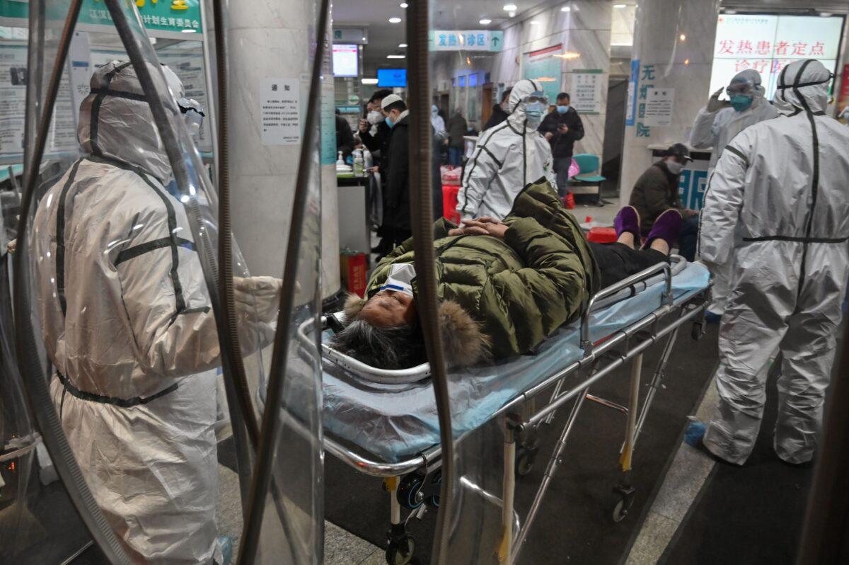 China Starts Testing an Antiviral Drug in Coronavirus Patients: Officials