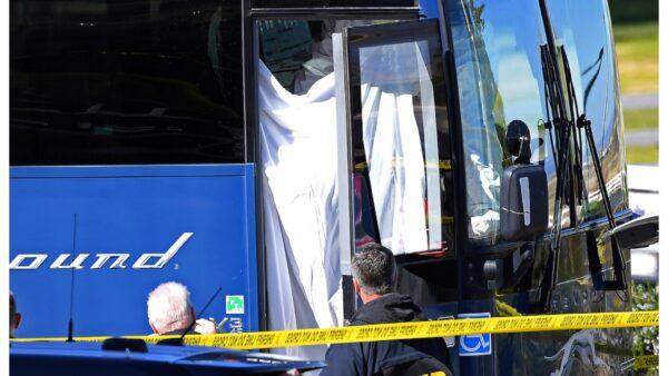 Maryland bus shooting