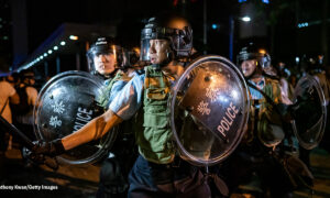 Insider at Hong Kong Police Department Reveals All   The China Report