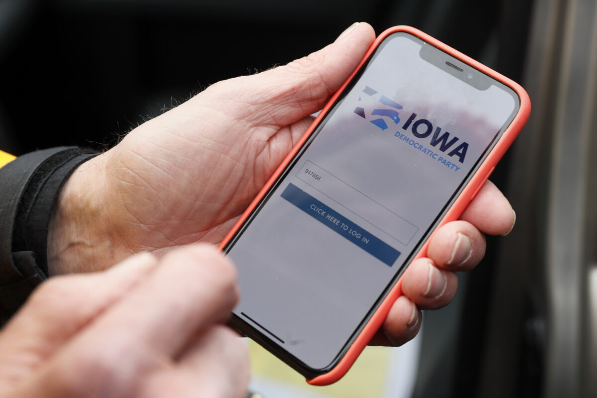 iowa voting app