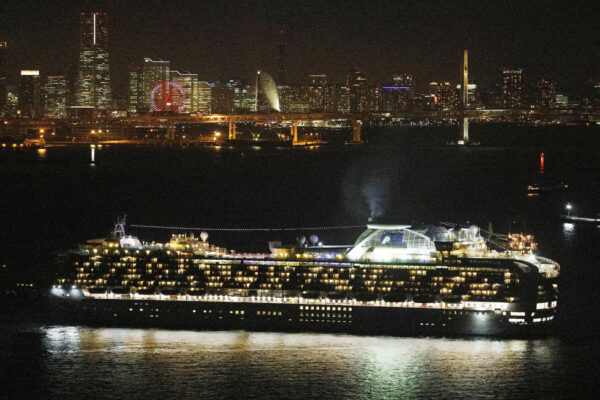 japan coronavirus princess diamond cruise ship