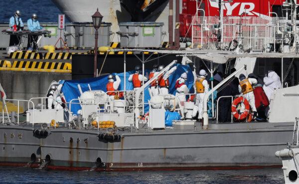 japan ship coronavirus