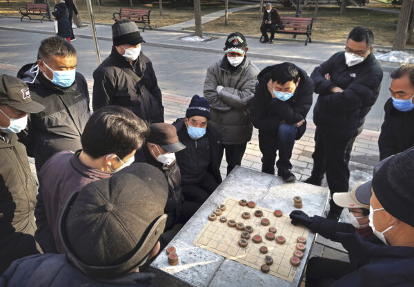 mahjong coronavirus china