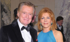 Regis Philbin Still 'Worships the Ground Joy Walks on' After 50-Year Marriage, Family Friend Says
