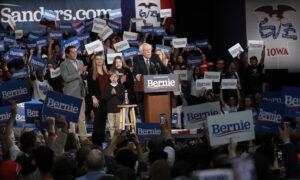 Sanders Raised $25 Million in January, Campaign Says