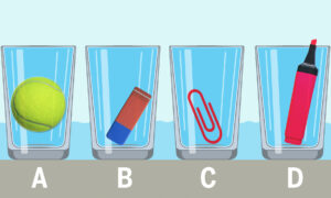 Can You Determine Which Glass Contains the Most Water? This Brainteaser Goes Back Thousands of Years