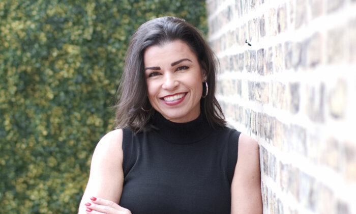 Elizabeth Melendez Fisher Good, CEO and co-founder of anti-trafficking organizations Selah Freedom and the Selah Way Foundation. (Courtesy of Elizabeth Melendez Fisher Good)