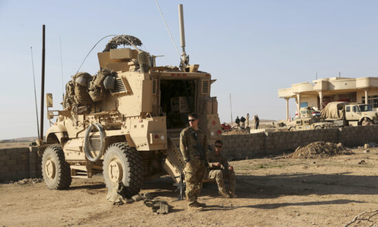 Iraqi Officials Say Baghdad Wants to Minimize Reliance on US