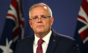 Australian PM Douses Virus Tracking Privacy Concerns