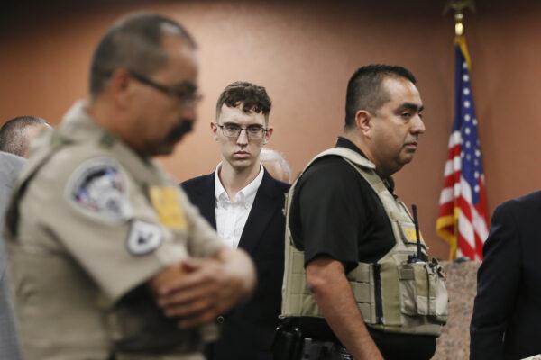 El Paso Walmart shooting suspect Patrick Crusius pleads not guilty
