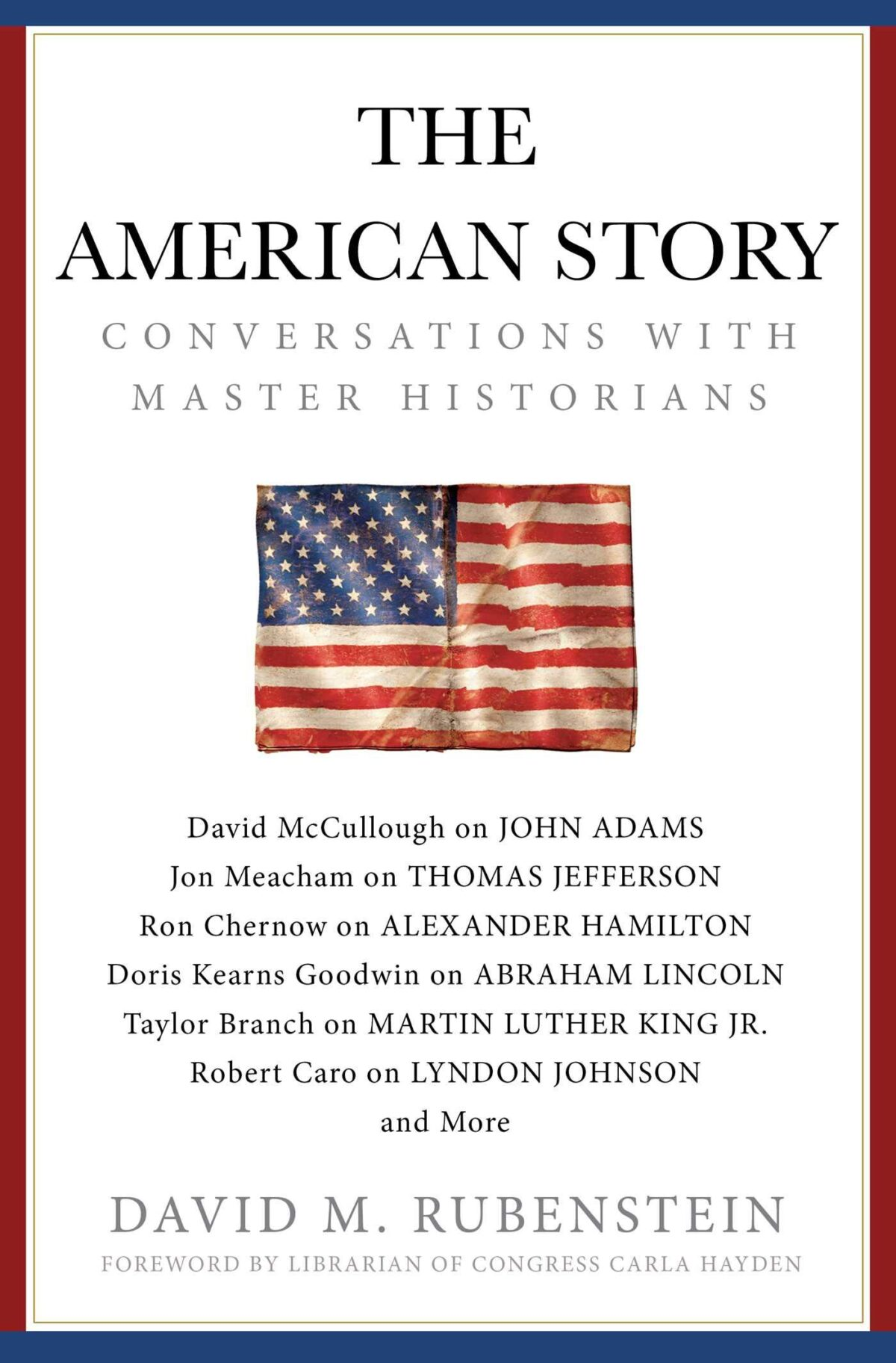 The American Story Cover