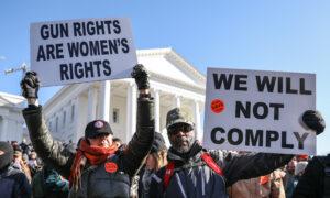 Virginia House Commmitee Advances Bill to Ban 'Assault Firearms'