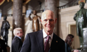 Trump Met With NRSC Chair Rick Scott at Mar-a-Lago, Adamant in Opposing Murkowski