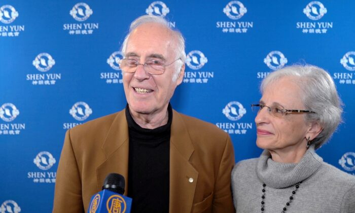 Globetrotter and Former Executive Calls Shen Yun 'Something Completely Different'