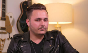 """Metro Station"" Singer Mason Musso On Free Speech and Resisting Censorship"
