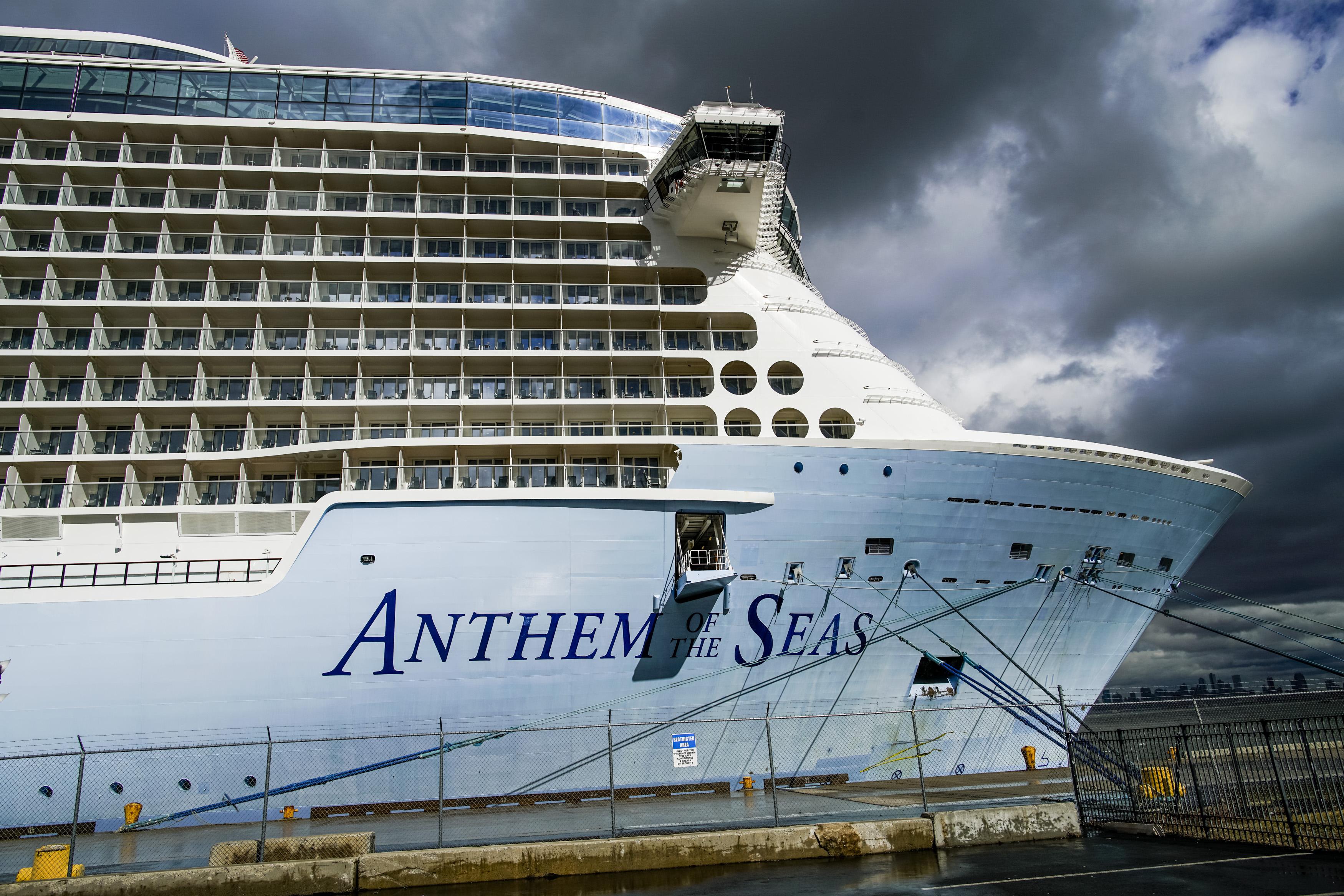 Passengers Evacuated From Royal Caribbean Cruise Ship For Possible Coronavirus