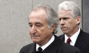 Ponzi Scheme Mastermind Bernie Madoff Says He is Dying, Seeks Early Prison Release