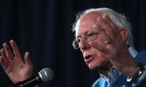 Revolutionary Bernie Sanders