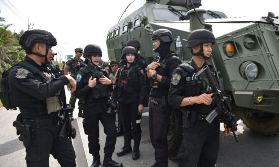 Thai Soldier Kills at Least 10 in Shooting Rampage: Police