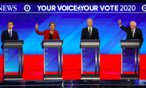 Top Democratic Candidates Make Their Cases Ahead of New Hampshire Primary