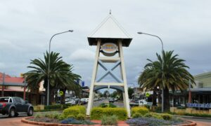 Flood Risk Eases for Soaked Queensland Town