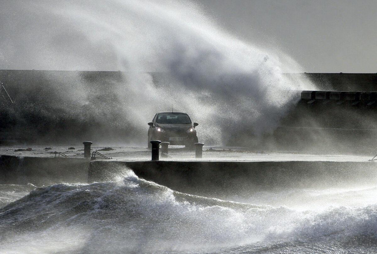 Britain Storm Ciara