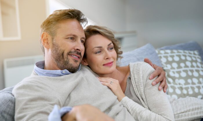 A happy marriage comes from self awareness and intentional effort. (goodluz/Shutterstock)