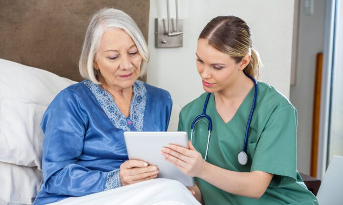 Health care providers need to ensure patients and clients have considered and clarified their end-of-life preferences. (Tyler Olson/Shutterstock)