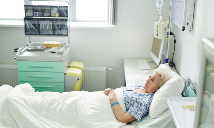 Patients are being hounded by endless alarms that nurses and doctors have begun to ignore, sometimes missing critical warnings. (Pressmaster/Shutterstock)