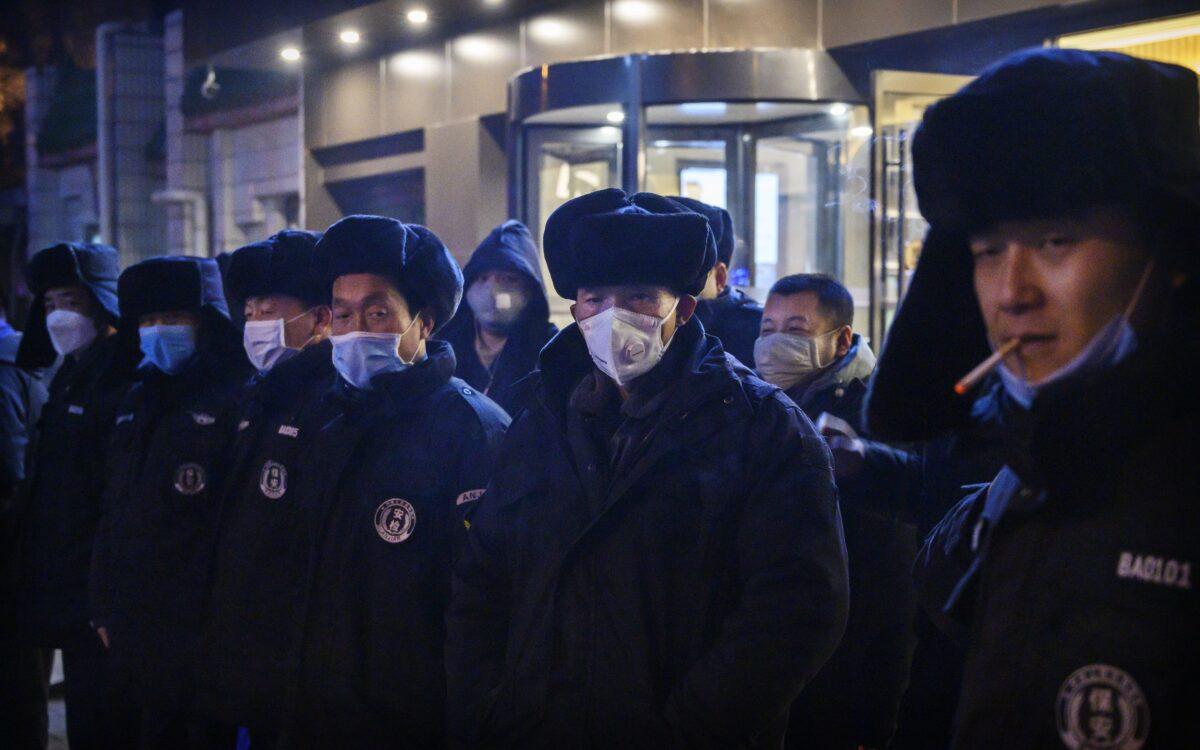 China's Online Censors Tighten Grip Over Coronavirus Outbreak