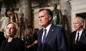 Sen. Mitt Romney Censured by Utah County Republican Party