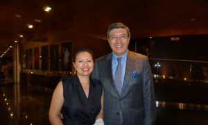 Andean Secretary-General Says Shen Yun Touches Heart and Soul