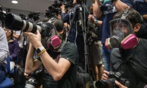 American Journalist Barred From Hong Kong Amid Ongoing Protests