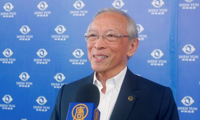 Former Congressman Says Shen Yun's Values Are Needed in Our Post-Modern World