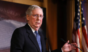 McConnell Says He Supports Letting States Declare Bankruptcy Amid Pandemic