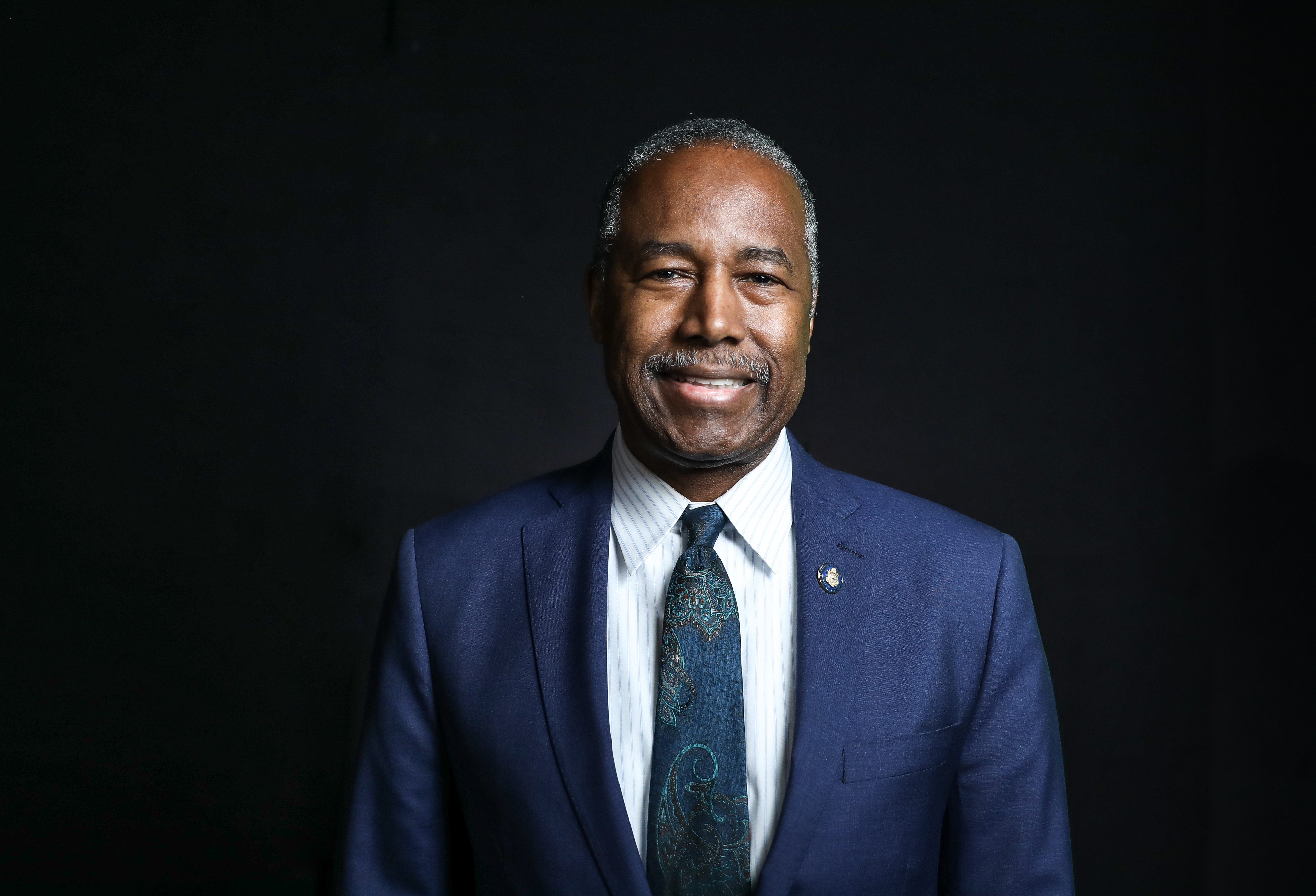 Fighting Homelessness: Sec. Ben Carson on New HUD Program That Helps Foster Youth With Housing Like Family Would