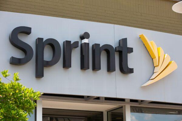 The Sprint logo