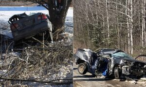 2 Teens, 1 Pre-Teen Killed in Maine After Unlicensed Driver Crashes: Police