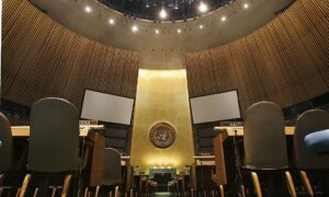 How the UN Punished a Whistleblower for Exposing Chinese Human Rights Abuse